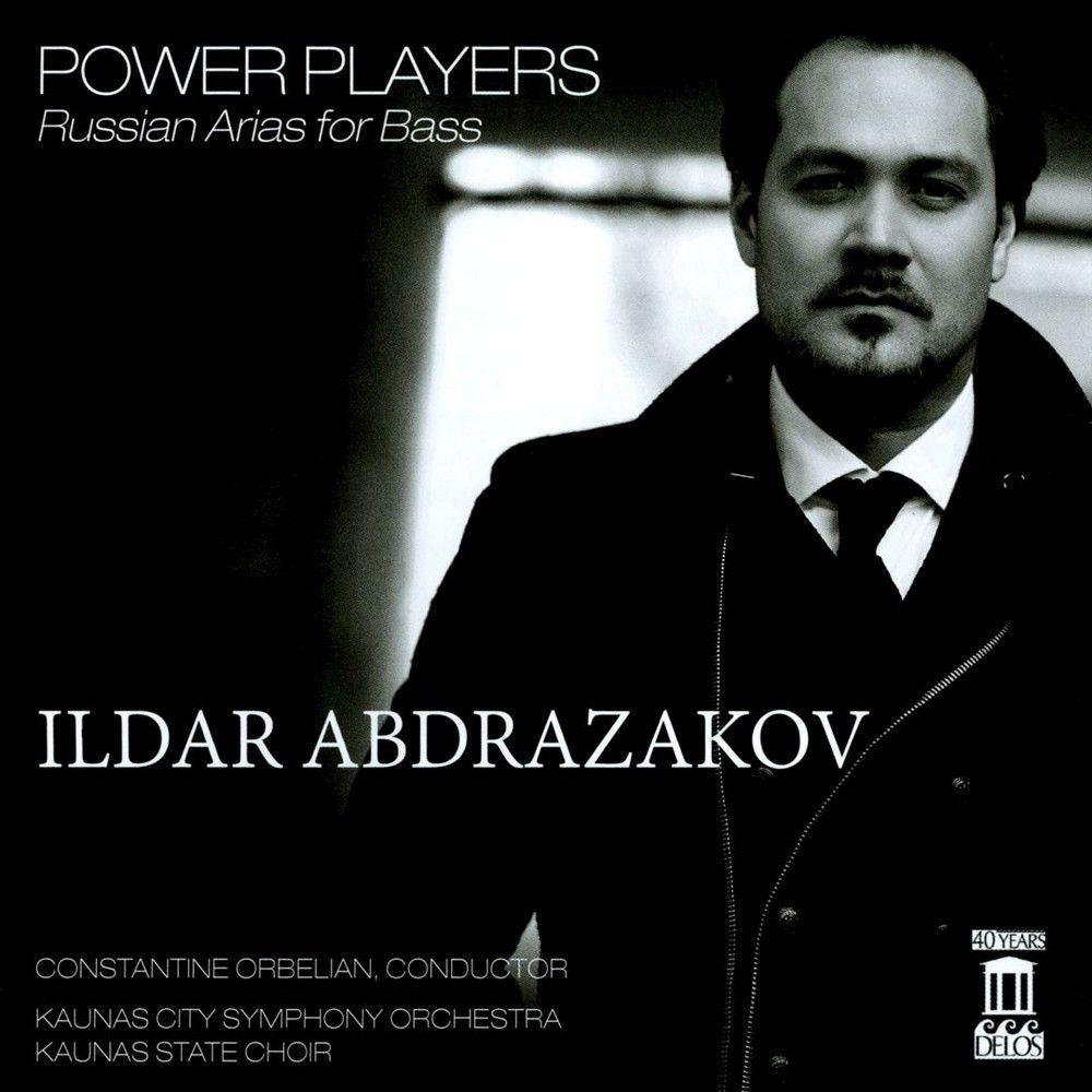 Ildar Abdrazakov - Power Players: Russian Arias for Bass (CD)