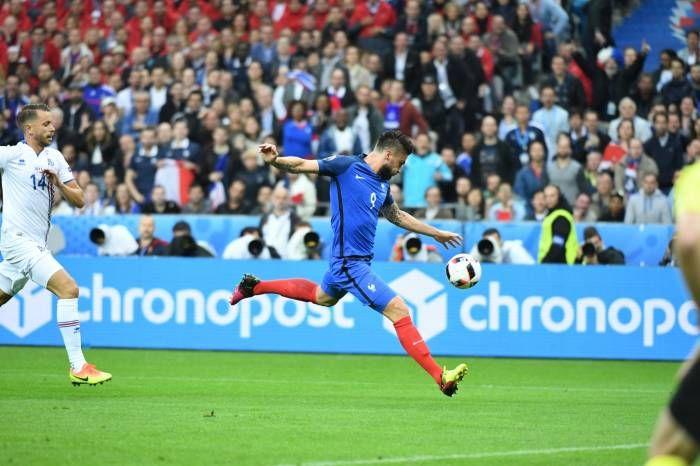 EN DIRECT. FRANCE - ISLANDE: Et de quatre pour les Bleus !. (4-0)