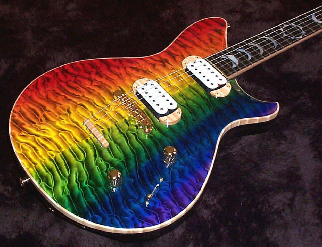 The 200th JET guitar