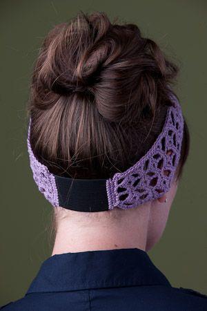 Ella's Headband - Media - Crochet Me ༺✿ƬⱤღ  https://www.pinterest.com/teretegui/✿༻