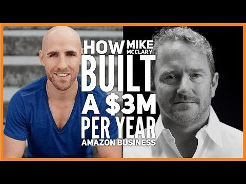 (103) Inoreader - How Mike McClary Quit His Corporate Job In 2013 & Built A $3M Per Year Amazon Business
