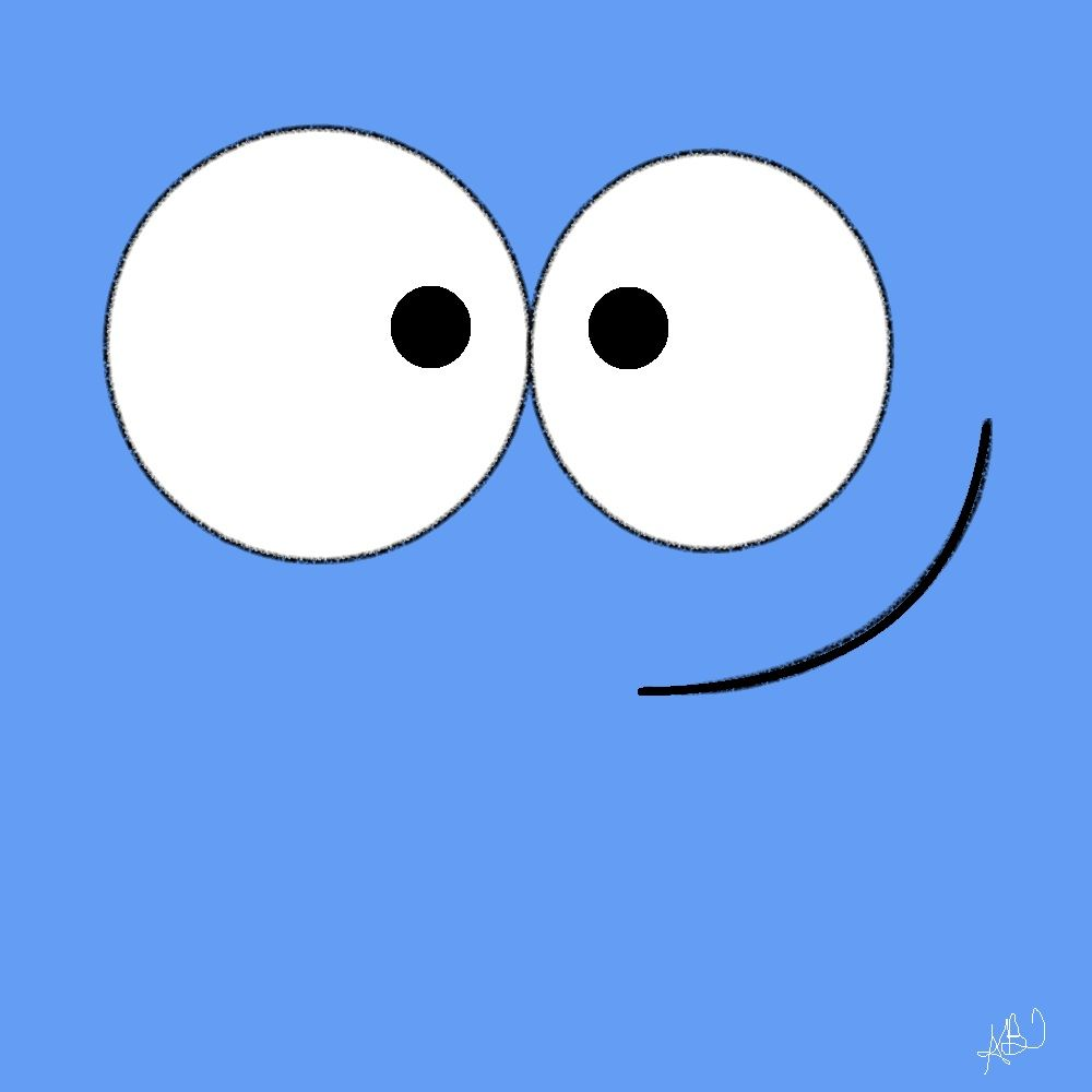 Childhood Bloo From Foster S Home For Imaginary Friends