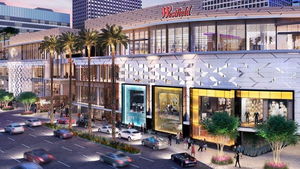 Westfield Century City Fly Through Westfield Century City Century City Retail Architecture