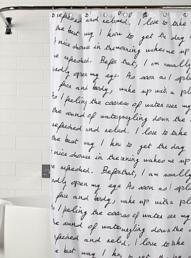 Soldes salle de bains rideaux de douche tissu accessoires pour la maison et décoration intérieure simons
