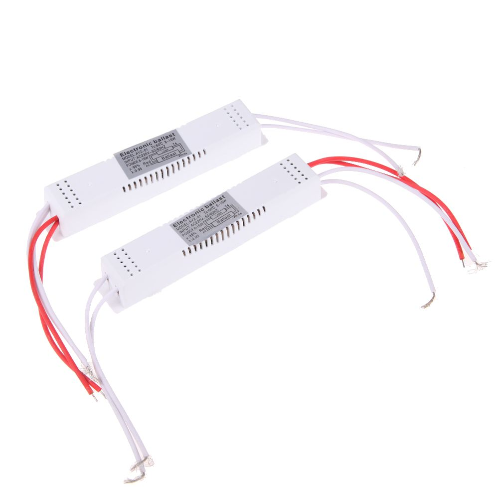 Ac 220 V Fluorescent Lamps Electronic Ballast 8 16 W Kualitas