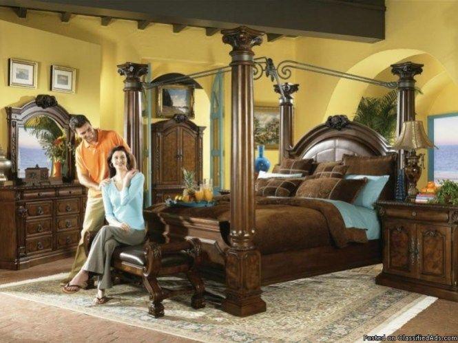 Ashley Millennium Casa Mollino Bedroom King Sets