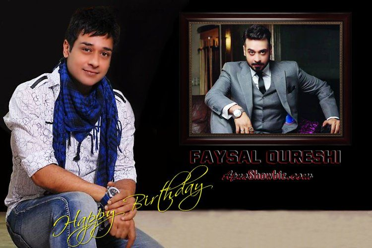 Team ApnaShowbiz wishes our hero Faysal Quraishi a Very Happy Birthday.   #HappyBirthdayFaysalQuraishi #Pakistan #FaysalQureshi #Model #Actor