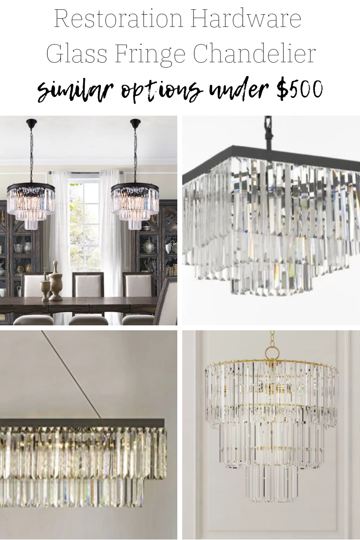 Want The Restoration Hardware Look Without The Rh Cost Here Are Dupes For All Th Restoration Hardware Style Restoration Hardware Lighting Restoration Hardware