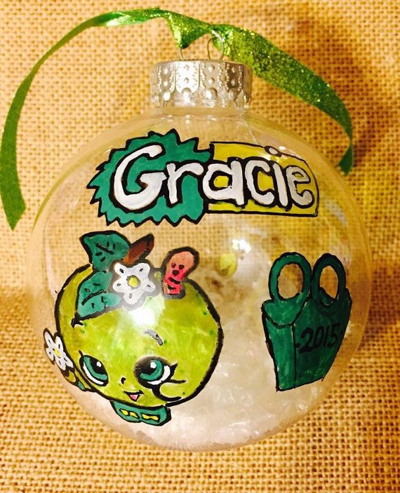Shopkins Christmas ornaments | Awesome Kids Gifts | Pinterest ...