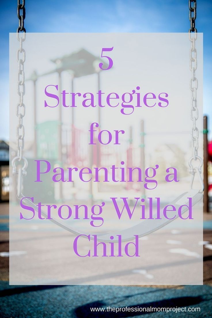 Parenting can be rough! Check out these 5 strategies for