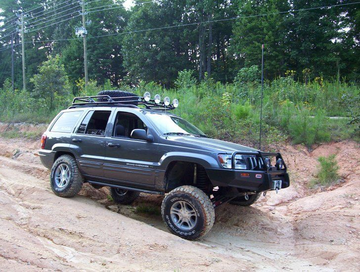 Jeep Grand Cherokee Wj Roof Rack Safari Style Roof Rack Jeep