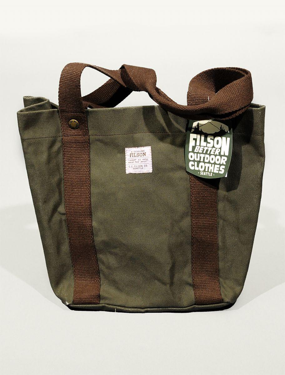 Filson561 Bucket bag otter green, Accessori, borsa Unisex