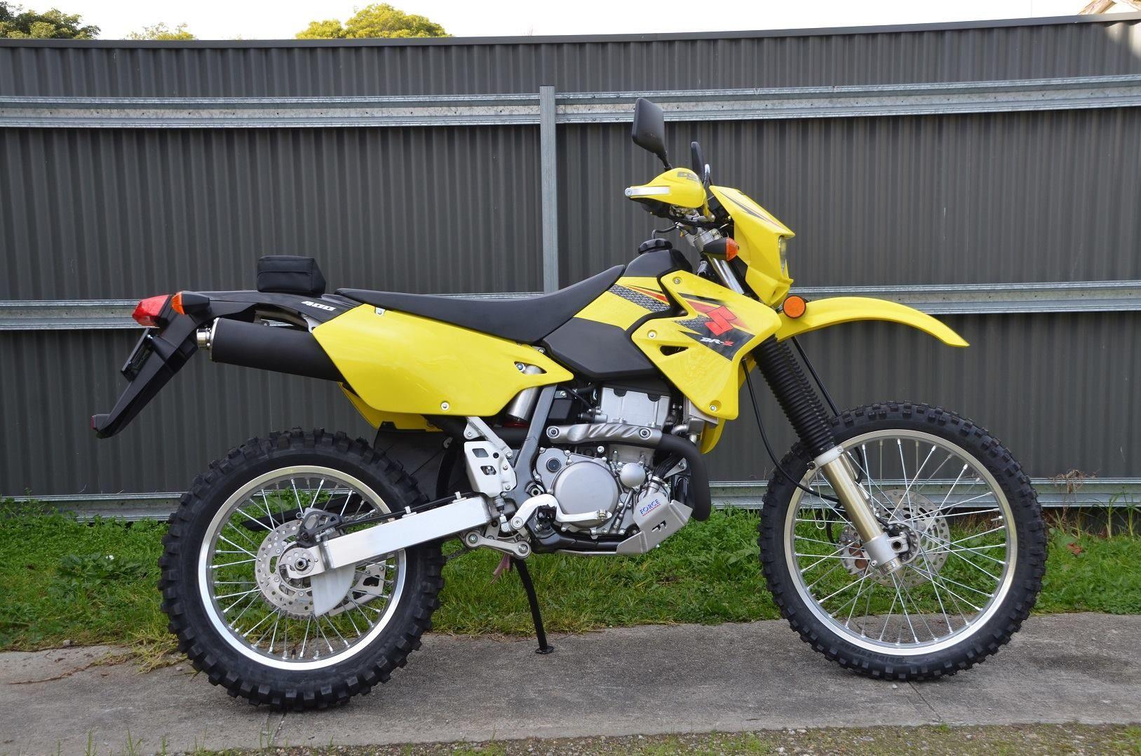 44 Drz Ideas Motorcycle Suzuki Bike