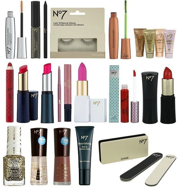 Weekend Shopping Rediscovering High Street Beauty With Boots No 7
