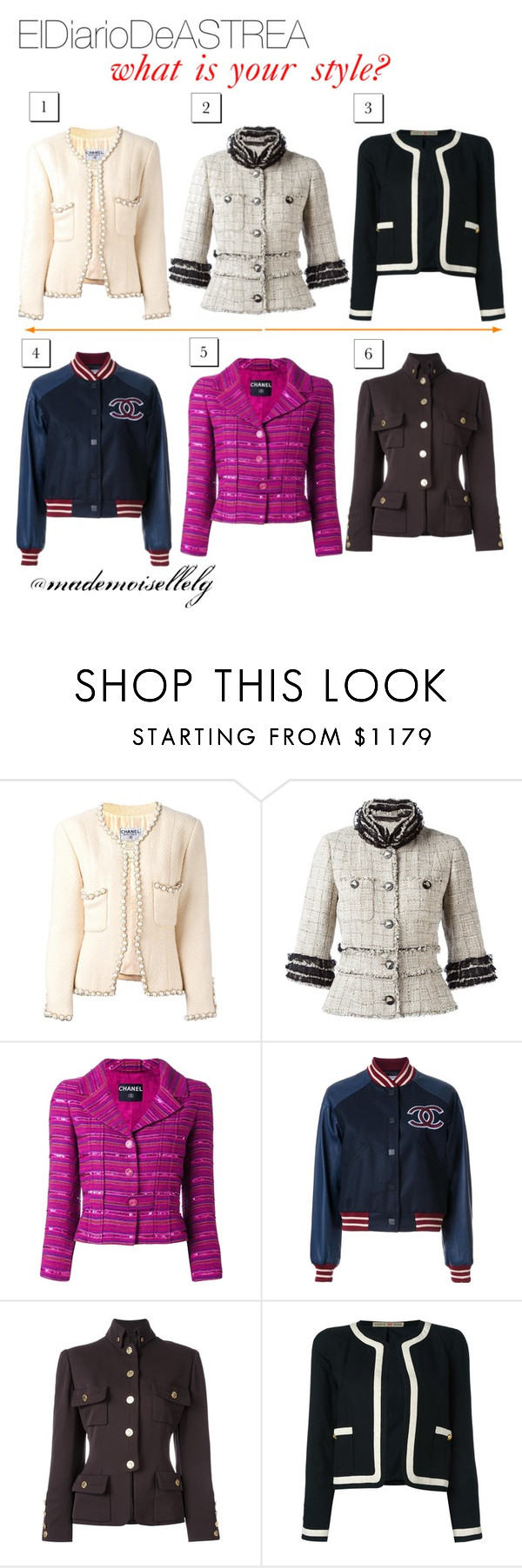 """""""I love Chanel"""" by madmuasel21 on Polyvore featuring moda, Chanel, ElDiarioDeASTREA y mademoisellelg"""