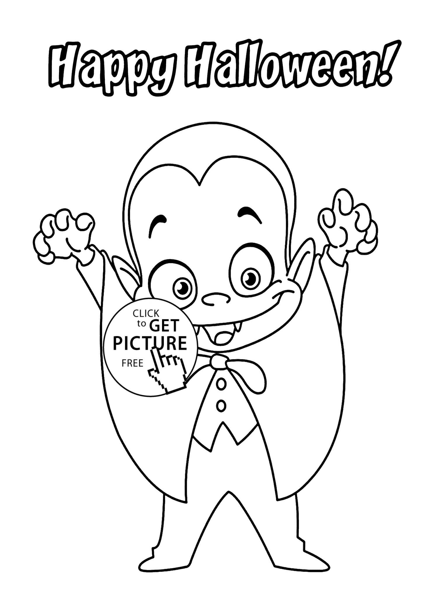 10 Coloring Page Vampire Halloween Coloring Sheets Coloring Pages For Kids Coloring Pages