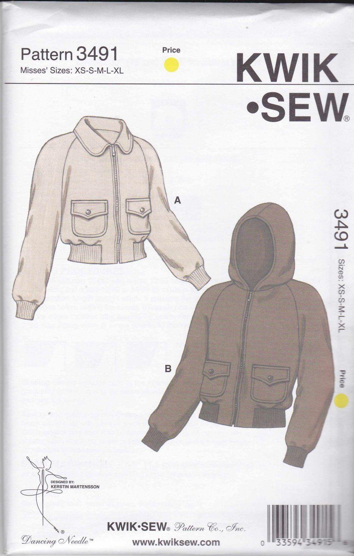 Kwik sew sewing pattern 3491 misses sizes xs xl approx 6 22 kwik sew sewing pattern 3491 misses sizes xs xl approx 6 22 jeuxipadfo Choice Image