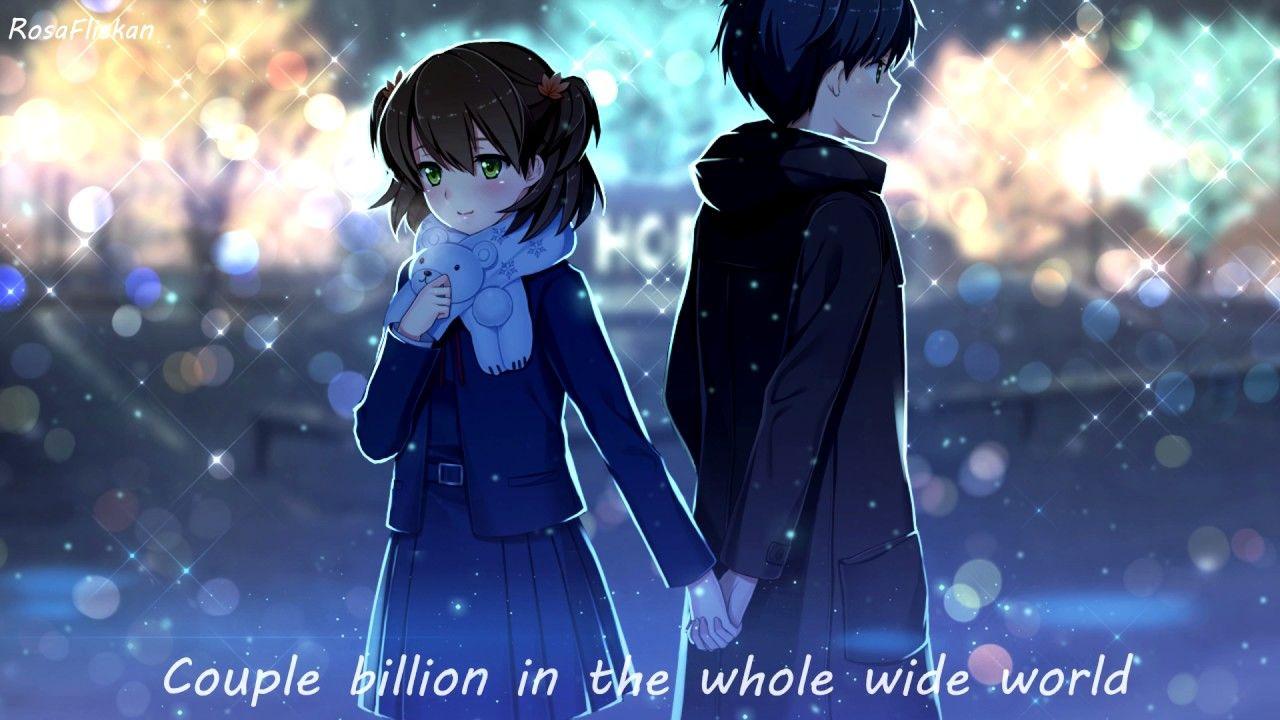 Nightcore Steal My Boy Nightcore, Ebony day, Anime