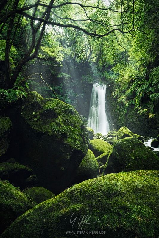 Waterfall In The Mountains Waterfalls Beautifulnature Naturephotography Nature Photography Nature Photography Landscape Photography Landscape