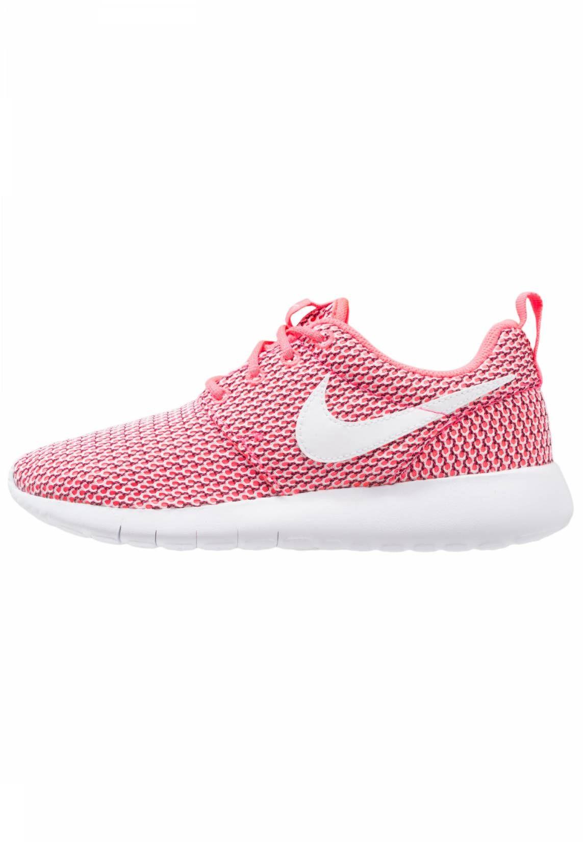 hada carbón Vacilar  Nike Sportswear. ROSHE ONE - Zapatillas - racer pink/white/black.  Suela:fibra sintética. Plantilla:… | Zapatillas de niñas, Tipos de  zapatillas, Ropa deportiva nike