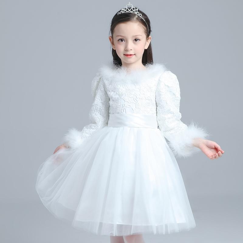 24.98$ Watch here - 2016 New Fashion children\'s winter girl dress ...