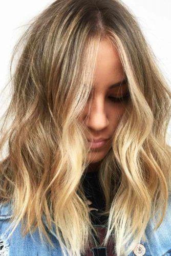 Stufen haarschnitt anleitung  Haarschnitte beliebt in Europa