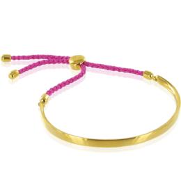 """Monica Vinader """"Love"""" Fiji Bracelet  #Valentine's Day Gifts http://www.giftgenies.com/presents/love-fiji-bracelet"""