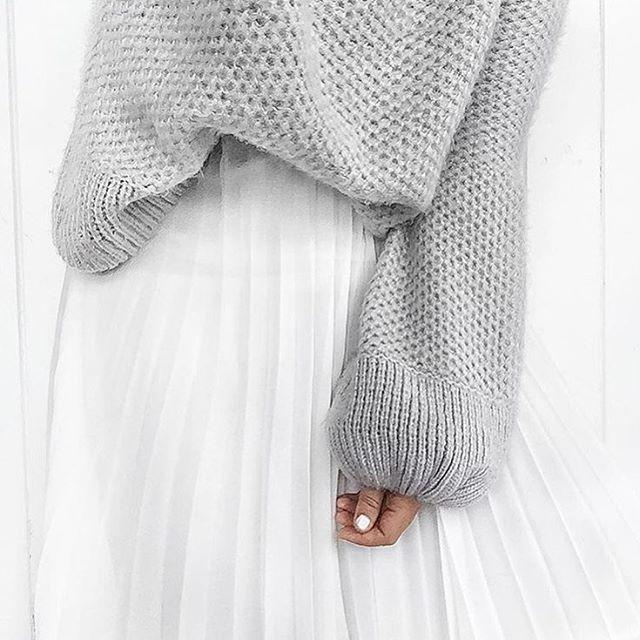 Margaux knit sleeve details via @jasminedowling shop it now at ilovelilya.com