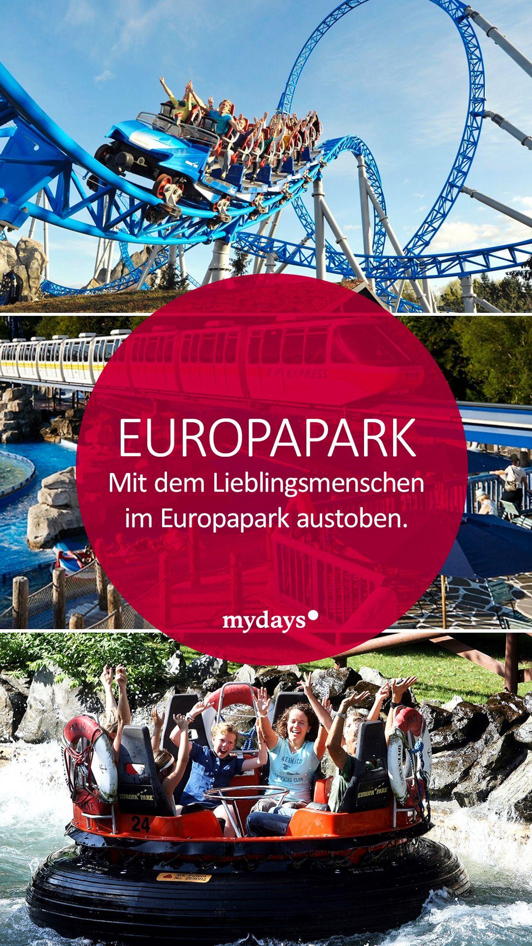 Freizeitparks Mit Ubernachtung Rust In 2020 Europapark Rust