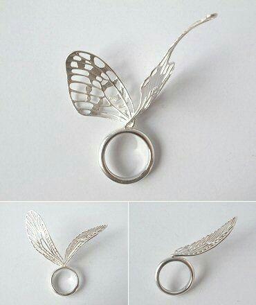 Pin von Jewelry By Reem Youssef auf Rings | Pinterest | Tiermotive ...