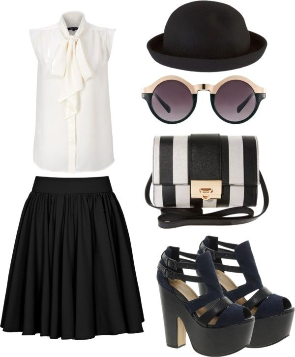 """""""High Street Fashion"""" by lauren-millist ❤ liked on Polyvore"""