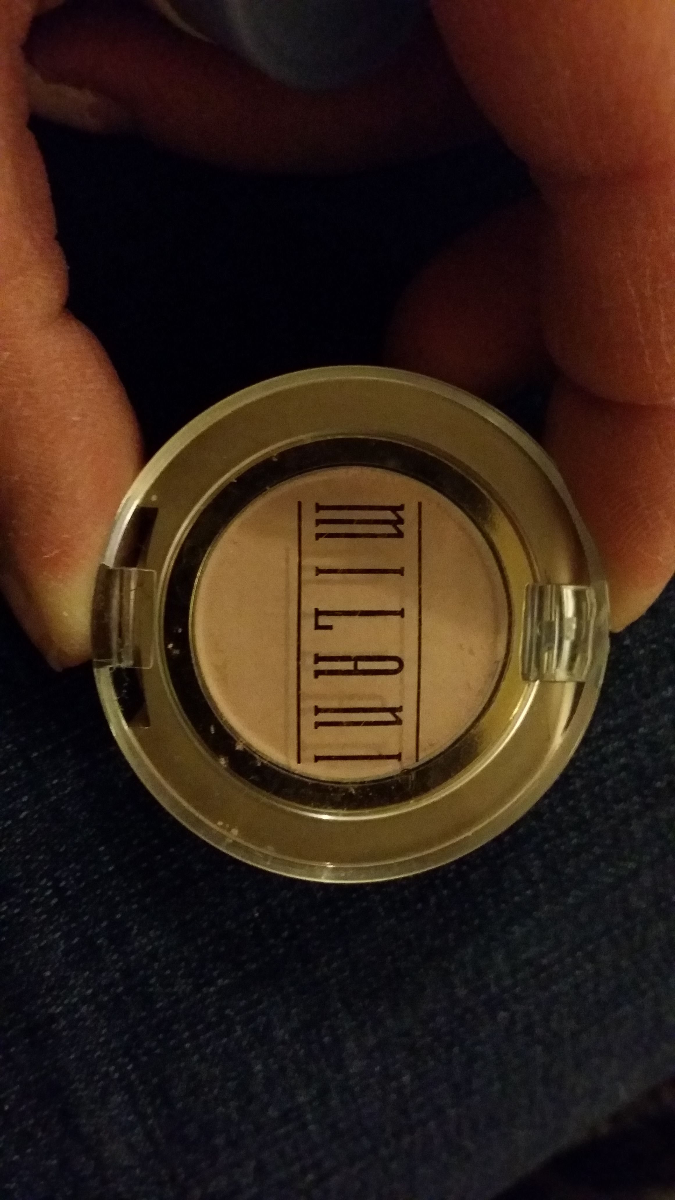 I just got this, swatched it once and it's not for me :-(