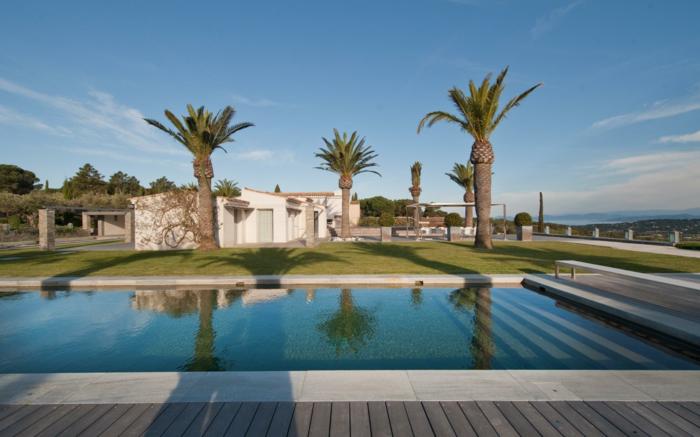 160 Tolle Bilder Von Luxus Pool Im Garten Luxury Villa Pool Houses Villa