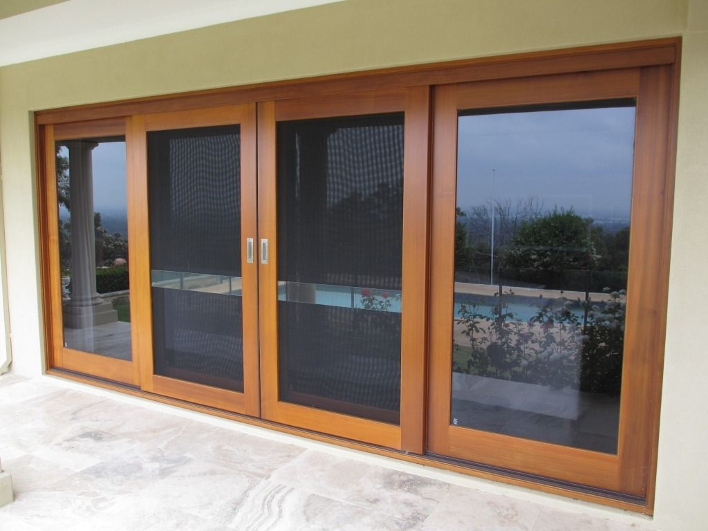 Security Screens For Timber Sliding Doors Httpfranzdondi