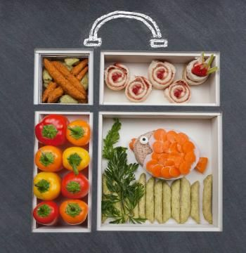 Create fun lunch ideas for kids with #Lunchspiration by @harvestsnaps! http://bit.ly/lunchspiration