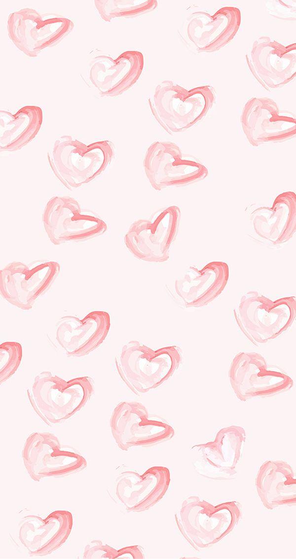 Inspired Idea February Tech Wallpapers Lauren Conrad Heart Iphone Wallpaper Iphone Wallpaper Pattern Wallpaper