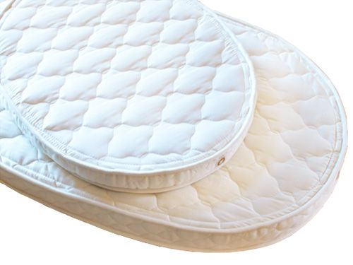 pad cover bassinet oval limousinesaustintx com x mattress