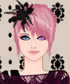 Gothic Charm Dress Up Game