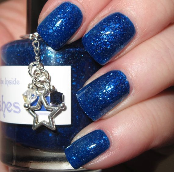 Bigger on the Inside glitter nail polish 15 mL (.5 oz) from the ...