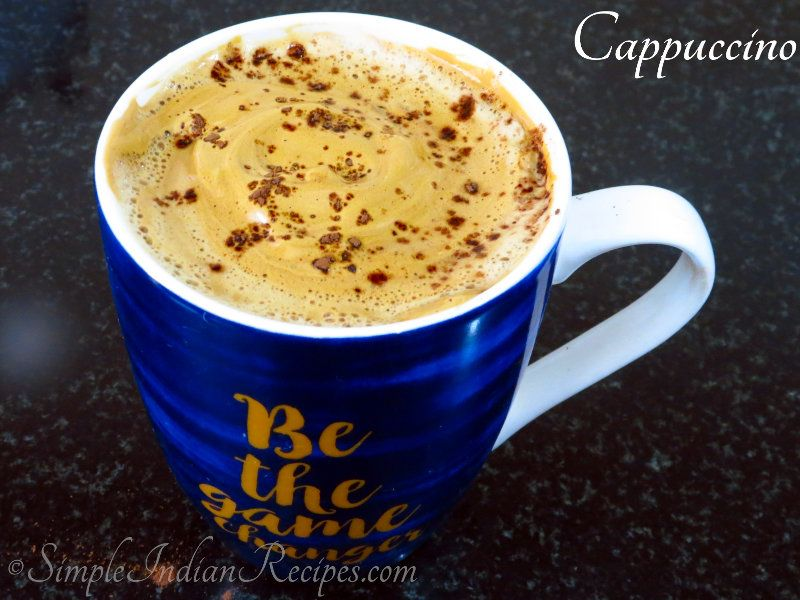 Homemade cappuccino whipped coffee recipe in 2020