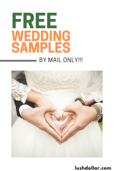 Free Wedding Samples By Mail Only Huge List Lushdollar Com In 2020 Free Wedding Catalogs Free Wedding Samples Wedding Catalogs