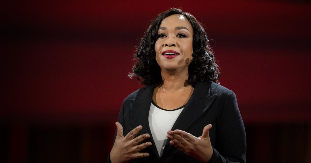 Shonda Rhimes: My year of saying yes to everything | TED Talk | TED ...