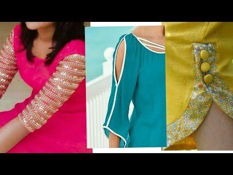 sleeve designs for girls suit kurta kurti youtube also navya in rh pinterest