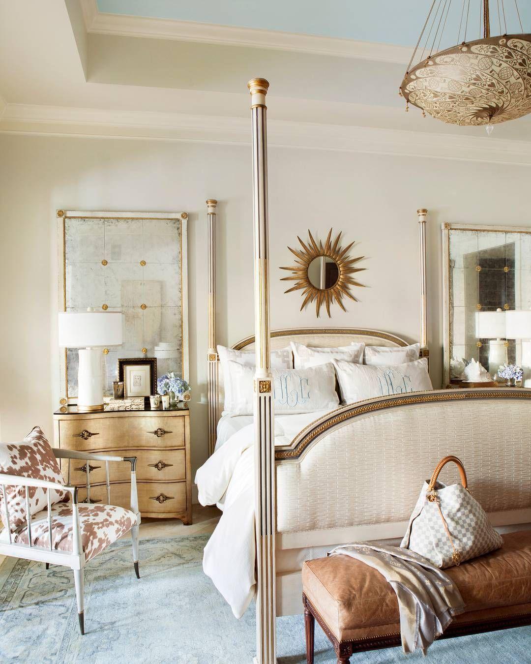 "Veranda Magazine On Instagram: ""This Bedroom Is Pure Magic"