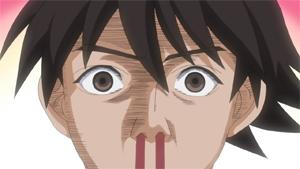 Anime Physics Nosebleeds Japanese Fan Anime Guys With Glasses Anime