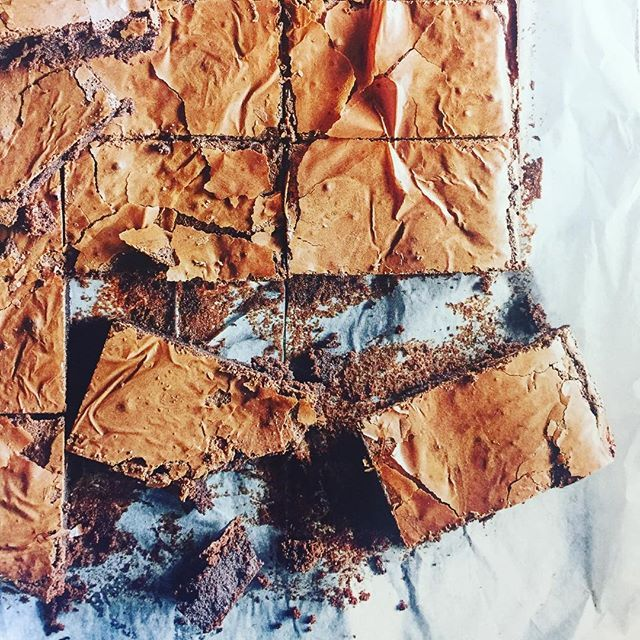 put an end to those Monday blues by making these delicious brownies that can be found in 'This Is Gluten Free' a fantastic recipe book now in stock #thisisglutenfree #theworks #cooking #baking #glutenfree    #Regram via @theworksstores