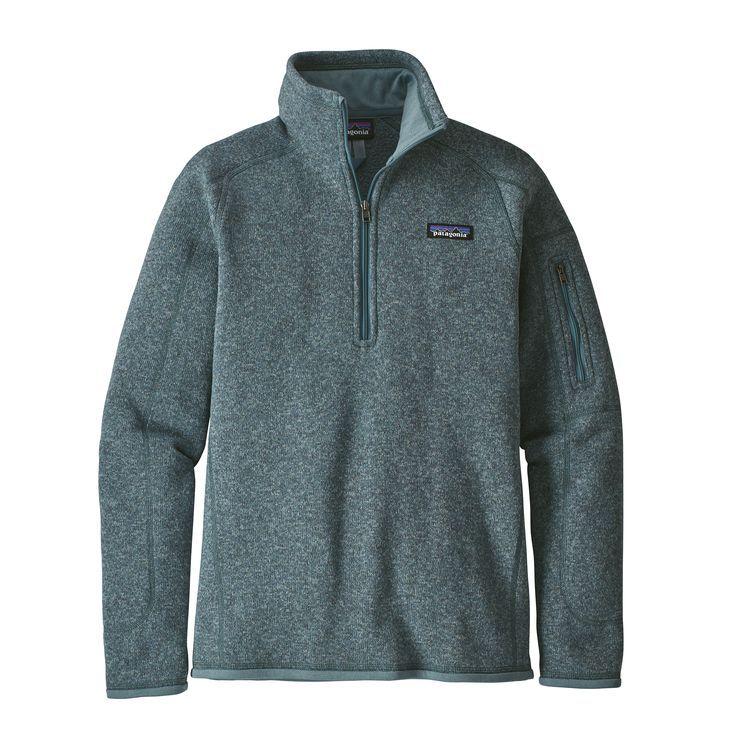 W's Better Sweater® 1/4-Zip, Shadow Blue (SDAB) | Quarter ...