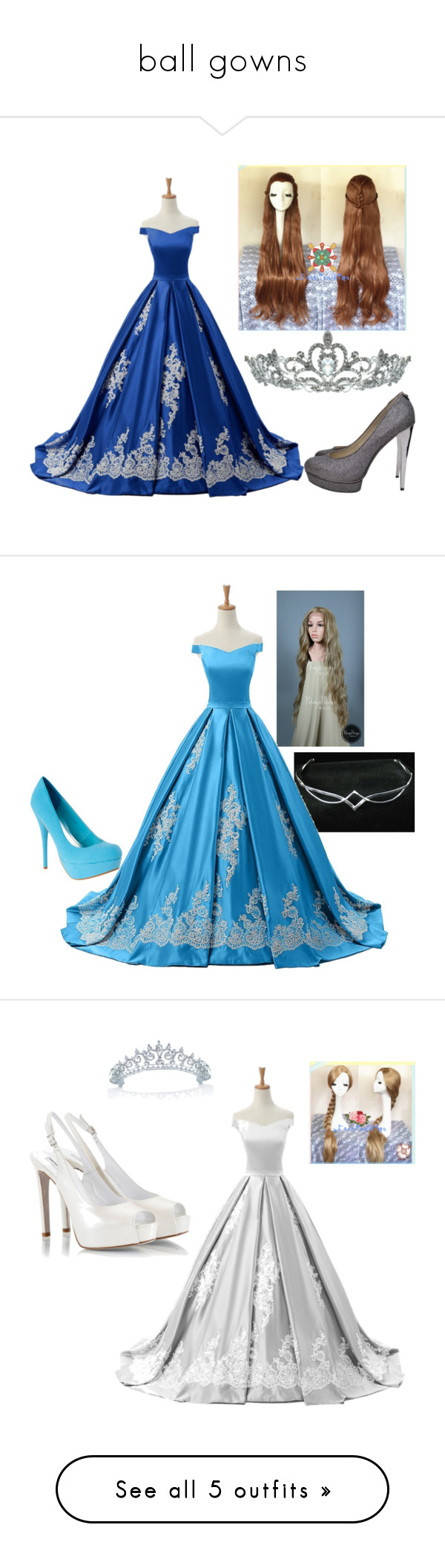 ball gowns\