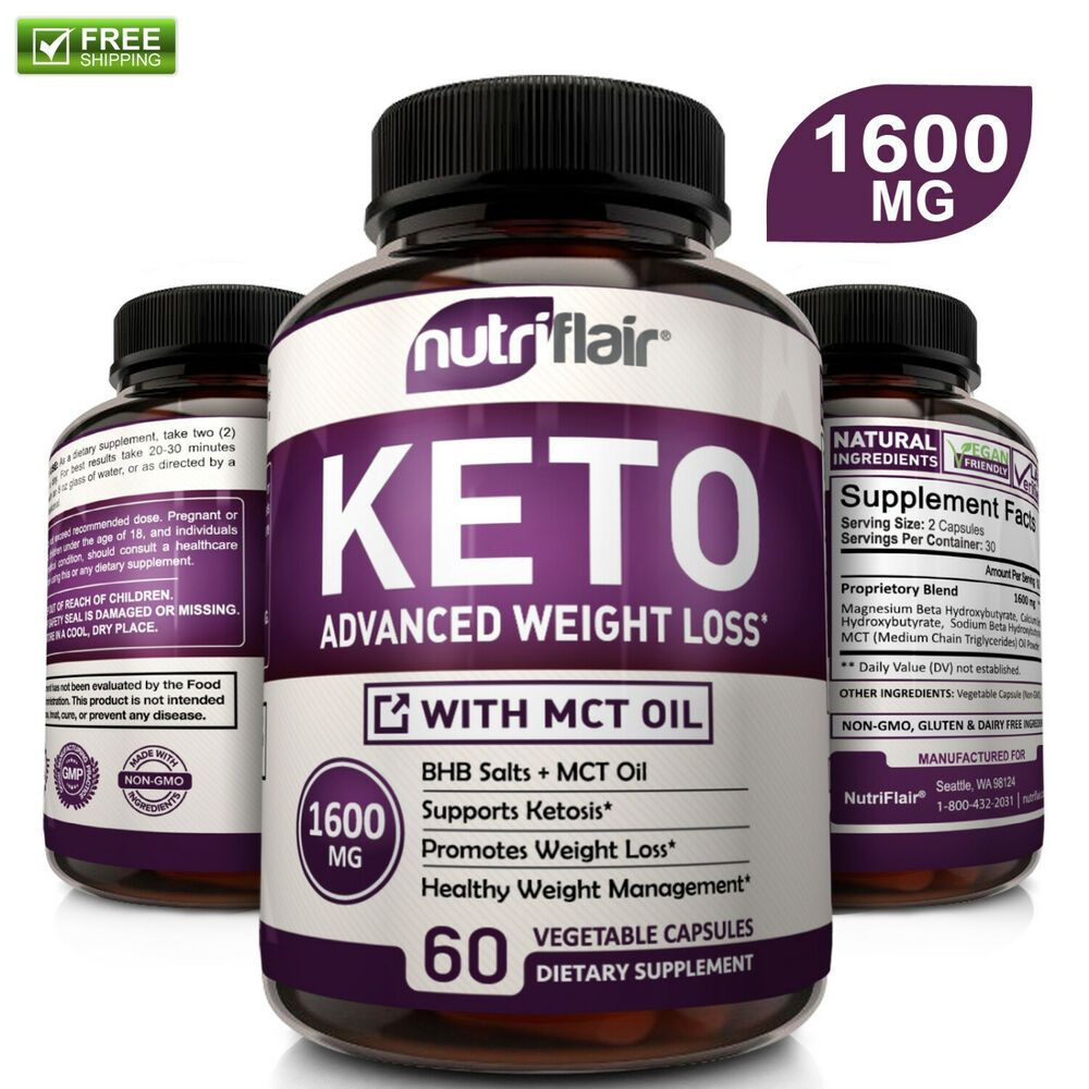 Information on the keto diet pill