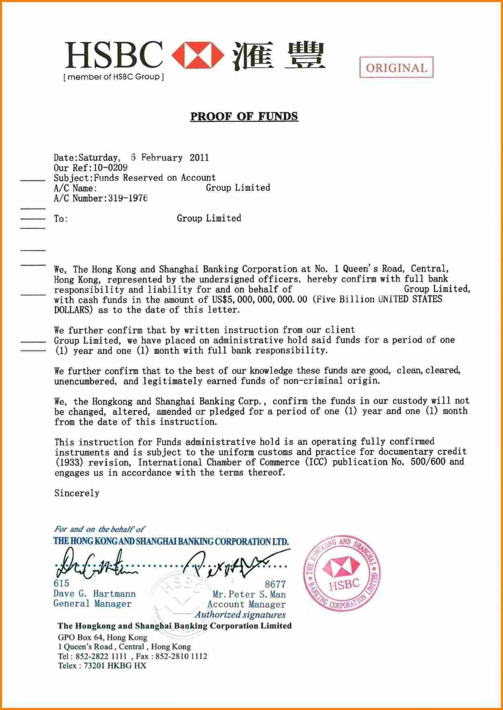 Proof Of Funds Letter Fax Coversheet For Proof Of Funds Letter Template 10 Professional Templates Ideas Letter Templates Business Letter Template Lettering